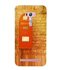 Post box Back Case Cover for Asus Zenfone Selfie::Asus Zenfone Selfie ZD551KL