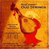 Oud String Set for Turkish/Armenian Oud by MusiCaravan