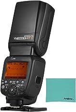 YONGNUO YN600EX-RT II Professional Creative TTL Master Flash Speedlite2.4G wireless Supporto automatico / manuale Lo zoom per la macchina fotografica