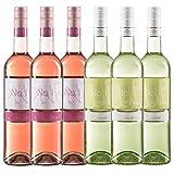 Sander's Selection No.1 Weißer Burgunder und Pinot Noir Rosé im 6er-Probierset (6 x 0.75 l)