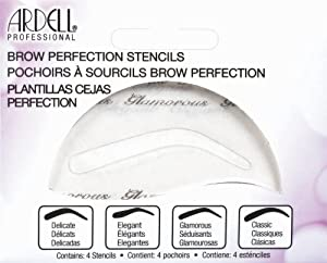 Ardell Brow Perfection Stencils (Pack of 2)