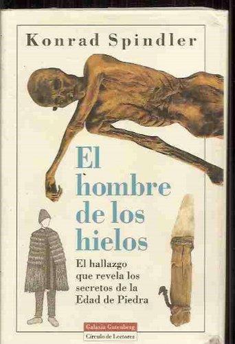 HOMBRE DE LOS HIELOS por KONRAD