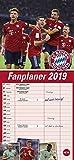 FCB Fanplaner - Kalender 2019 Bild