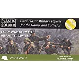 Early War German Infantry 1939-42 by Plastic Soldier Company