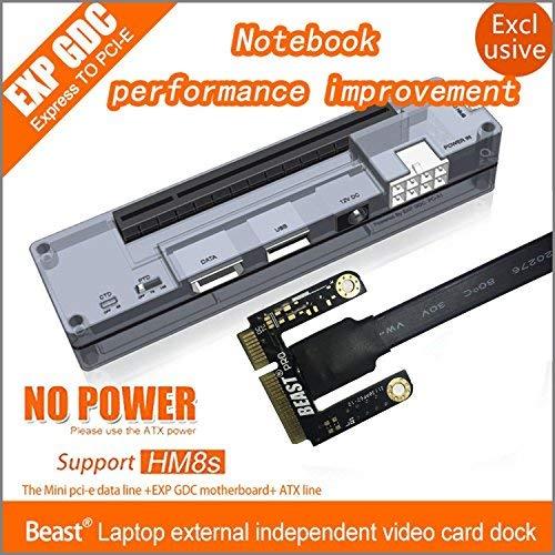 Jimi _ store EXP GDC Laptop Externe PCI-E Grafikkarte
