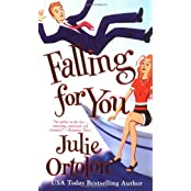 Falling for You by Julie Ortolon (2002-04-15)