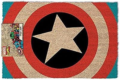Captain America Shield Paillasson