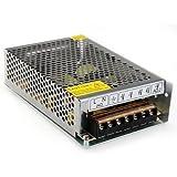 SODIAL(R) 100W DC 12V 8.5A Fuente de Alimentacion LED Alimentador Transformador
