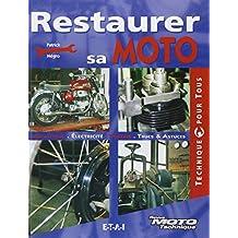 Restaurer sa moto