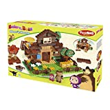 BIG 57098 - PlayBIG Bloxx Masha, Bear's House