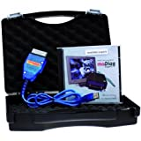 KFZ-Diagnosegerät OBD2 Diamex DX35 Interface Software