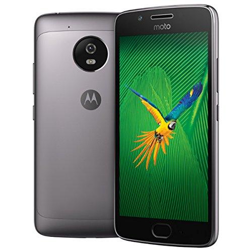 Motorola Moto Xt1675 G5 Smartphone, Marchio Tim, 16 GB, Grigio