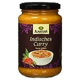 Alnatura Bio Indische Currysauce, 325 ml