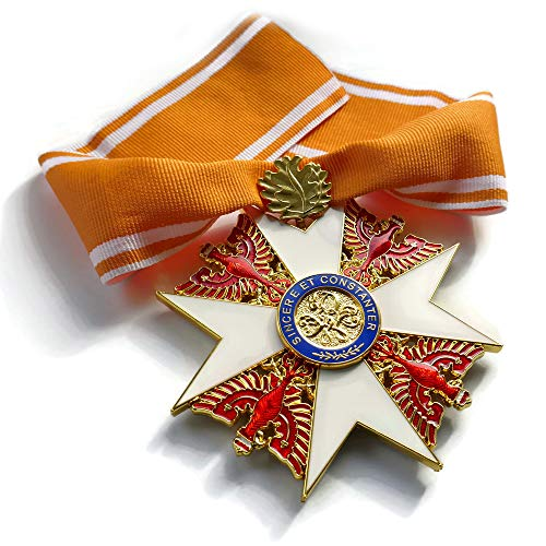 Goldbrothers13 Grand Kreuz Rare Preußische Orden des Roten Eagle 1861-1918von Humbert & Söhn - Britische Marine Kostüm