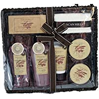 Tuscan Hills Cherry Blossom Deluxe 8 PC Bath & Body