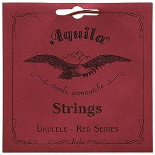 Aquila Red Series AQ-86 Concert Ukulele Strings - Low G - Set of 4 Strings
