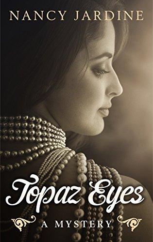 Topaz Eyes by Nancy Jardine