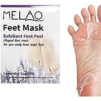 Colinsa Fuß Peeling Maske,Hornhautsocke,Pflegende Bleaching Peeling Dead Skin Removal Fuß Maske für Samtweiche... preisvergleich bei billige-tabletten.eu