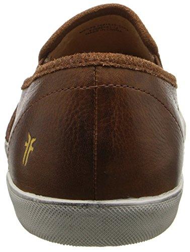 FRYE Mens Chambers Fashion Sneaker Cognac