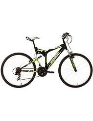 KS Cycling Fahrrad Mountainbike MTB Fully Zodiac