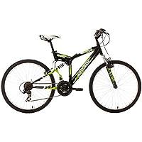 "KS Cycling Suspendu VTT semi rigide 26"""