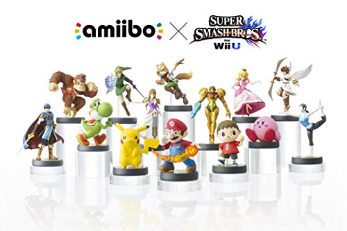 amiibo Smash Fox Figur - 8