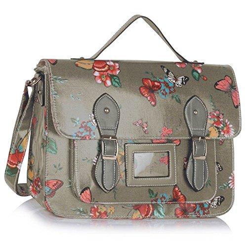 LeahWard® Ladies Girl s Women s School Satchel Bags Handbags Large ... 9105d01646