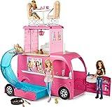 Mattel Barbie CJT42  - Das große Hundeabenteuer, Super Ferien Camper