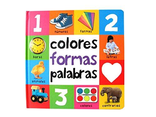 Colores, formas, palabras (Mis primeras palabras) por Varios Autores