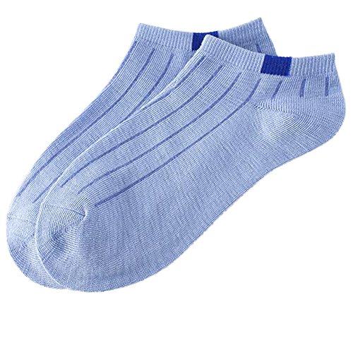 (TEBAISE 1 Paar Sportsocken Sneaker Socken Sneakersocken Damen und Herren Kurze Füsslinge Unisex Baumwolle Sportsocken)