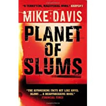 Planet of Slums by Mike Davis (2007-09-17)