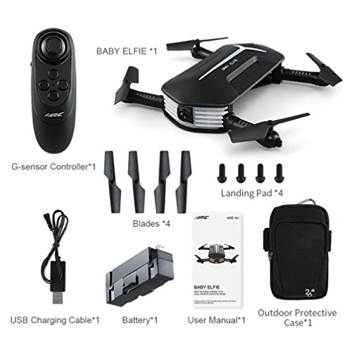 QUINTRA Nagelneue VISUO XS809HW Quadcopter Spielwaren Wifi FPV 2MP Kamera 2.4G Selfie RC