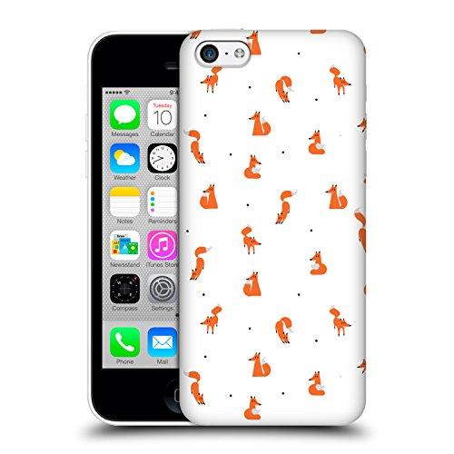 Offizielle Robert Farkas Plattensee Fuchs Fuchs Ruckseite Hülle für Apple iPhone 6 Plus / 6s Plus Winterfuchs Frau