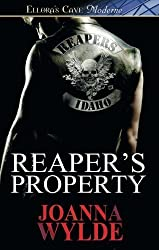 Reaper's Property (Ellora's Cave Moderne) by Wylde, Joanna (2013) Paperback