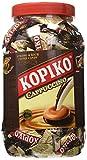 Kopiko Kaffee-Bonbons 'Classic' 800g Dose (einzeln verpackt, Hart-Karamell)
