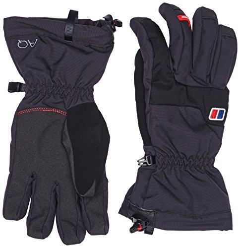 Berghaus Mountain AQ Hardshell, Herren Handschuhe, wasserdicht und isolierend - Black XS