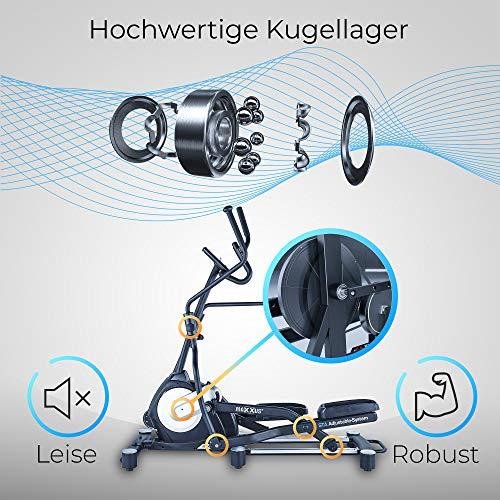 Crosstrainer CX 75 – Heimtrainer in Studioqualität Bild 6*