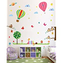 Magical 'Twinkle Star' Nursery Rhyme Wall Stickers/Wall Decals Which Come To Life In Childrens Bedrooms, Kids Playrooms And Baby Nursery (Small)