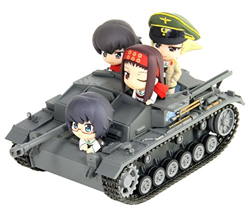 StuG III Type F Ending Ver. At the National Conference
