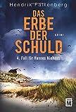 Image of Das Erbe der Schuld (Hannes Niehaus, Band 4)