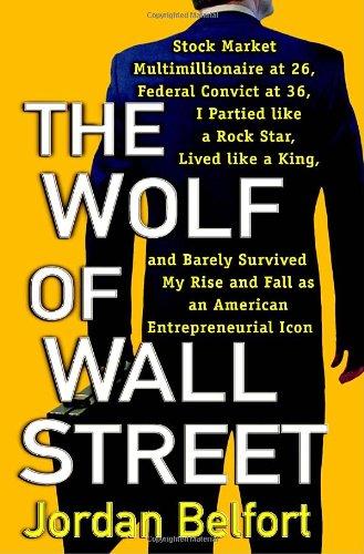 Jordan Belfort Wolf Of Wall Street Pdf