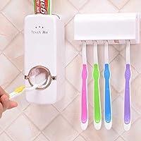 Isabella Touch Me Automatic Vacuum Toothpaste Dispenser Squeezer
