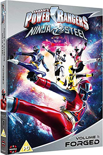 Power Rangers Ninja Steel: Forged (Volume 1) Episodes 1-4 [Edizione: Regno Unito]