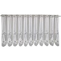 Anna cortina 8833440–50x 100de color blanco Mare–Cortina, plástico, blanco, 50x 100cm