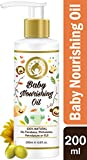 Moisturize and heal baby's skin at the same time. A baby oil that is actually good for your little one's skin. Made with a powerful blend of oils and vitamins, this baby nourishing oil nourishes and repairs your baby's skin. Rich in antioxidants and ...