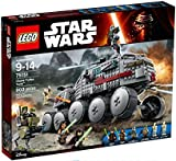 LEGO 75151 Star Wars Clone Turbo Tank Construction Set - Multi-Coloured