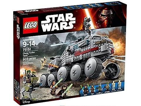 LEGO 75151 Star Wars Clone Turbo Tank Construction Set -