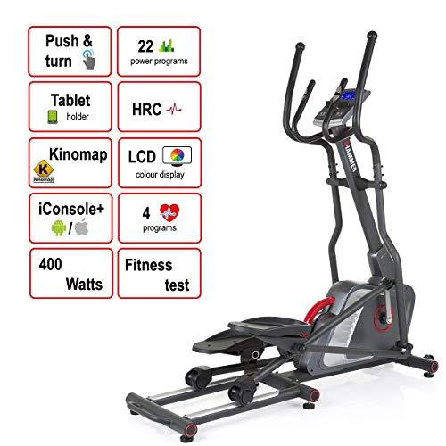 HAMMER Premium Ellipsentrainer Speed-Motion BT Bild 2*