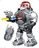 Picture Of ThinkGizmos Remote Control Robot - Fires Discs, Dances, Talks - Super Fun RC Robot (Trademark Protected)