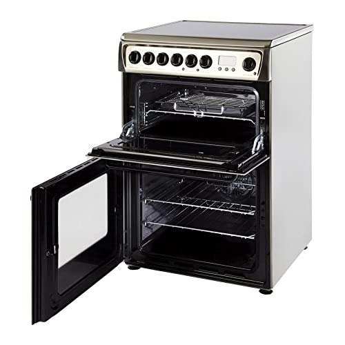 51th1y 7DcL. SS500  - Hotpoint HAE60S Freestanding Electric Cooker